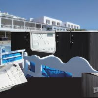 Eros 10 person swimspa