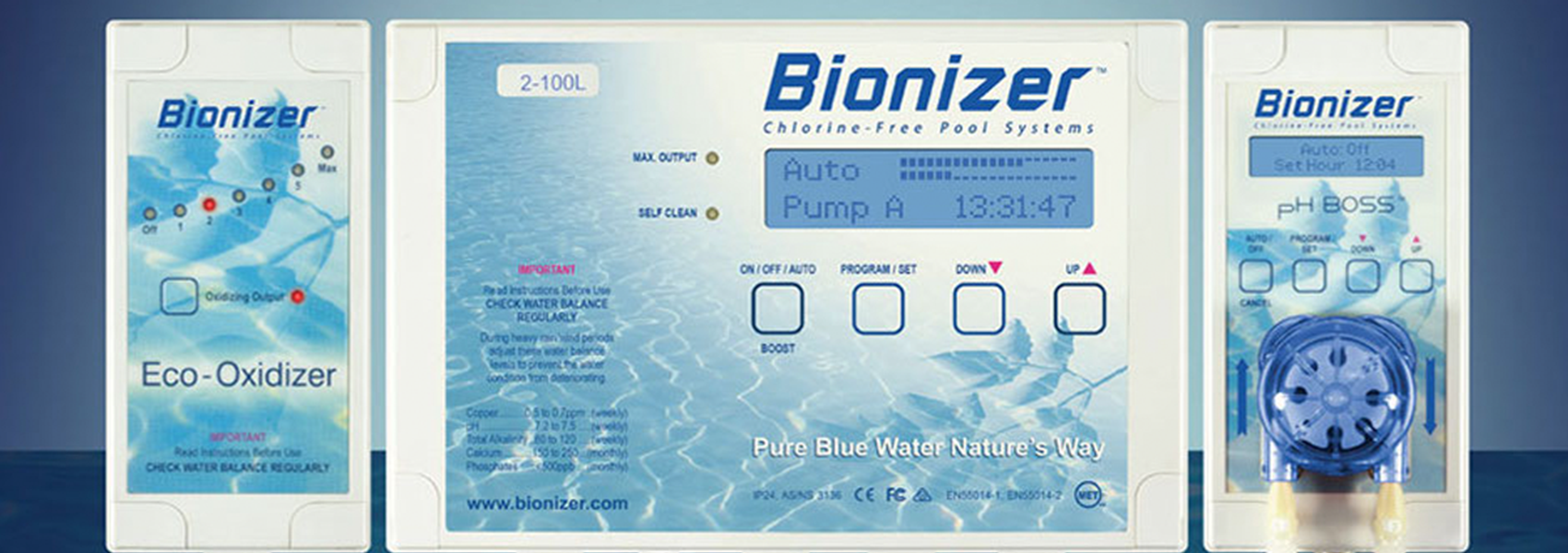 Bionizer Eco Pool Care