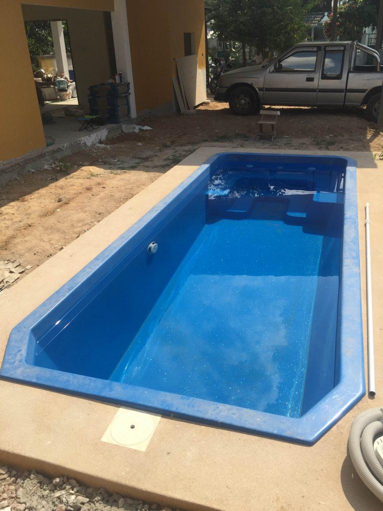 Poolworld philippines inc senator fiberglass pool - Diy fibreglass swimming pool installation ...